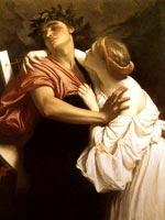 Орфей и Эвридика. Фредерик Лейтон