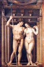 Посейдон и Амфитрита